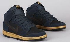 "Nike SB Dunk High Pro ""Classic Charcoal"""