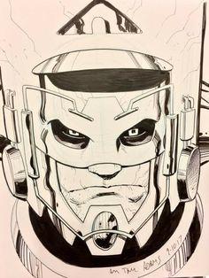 Galactus Commission 2017 - Arthur Adams