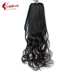 Wavy Ponytail, Ponytail Hairstyles, Drawstring Ponytail, Synthetic Hair, Hair Pieces, Colorful, Long Hair Styles, Store, Hot