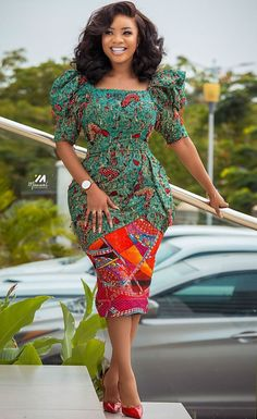 African Fashion Ankara, Latest African Fashion Dresses, African Print Fashion, African Inspired Fashion, Africa Fashion, African Style, African Fashion Designers, Short African Dresses, African Print Dresses