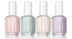 Essie's 2012 Bridal Nail Polish Collection