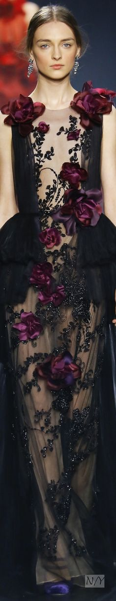 Marchesa - Fall 2016 RTW