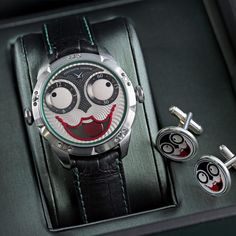 Wristmons - Konstantin Chaykin Joker Watch, Dogs Playing Poker, Titanium Watches, Smile Smile, Famous Dogs, Dream Watches, Just A Game, Face Expressions, Mechanical Watch
