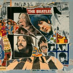 """By Danny Abriano All hardcore Beatles fans know that Paul McCartney, George Harrison, and Ringo Starr reunited in 1994 and 1995 to record """"Fr Beatles Songs, Beatles Album Covers, Music Covers, Beatles Photos, Paul Mccartney, Strawberry Fields Forever, Abbey Road, George Harrison, Festival Posters"""