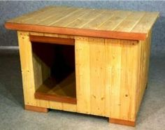 How to Build a Dog House by Kadmiels