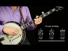 Backup Banjo - Lesson 3 - Licks - YouTube
