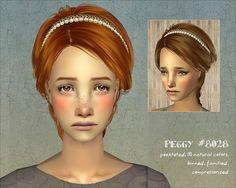 Sims LJ - Dump of Peggy retextures