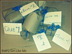 Every Girl Like Me: A Scavenger Hunt for JL