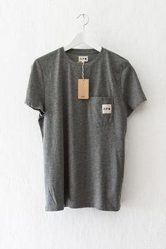 Simple grey shirt
