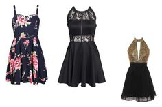 """""""dress styles"""" by brewsterk ❤ liked on Polyvore featuring moda, Ally Fashion e AX Paris"""