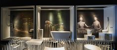 GRAFF's Art of the Bath Gallery presented at Salone del Mobile 2016 in Milan, Italy