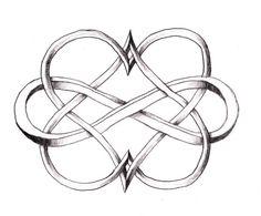 Soulmate tattoo for myself and my true love, Josh. Seelenverwandter Tattoo, Tattoo Hals, Tattoo Neck, 2016 Tattoo, Necklace Tattoo, Tattoo Moon, Tattoo Thigh, Trendy Tattoos, Small Tattoos