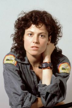 Titles: Alien  Name: Sigourney Weaver  Character: Ellen Ripley