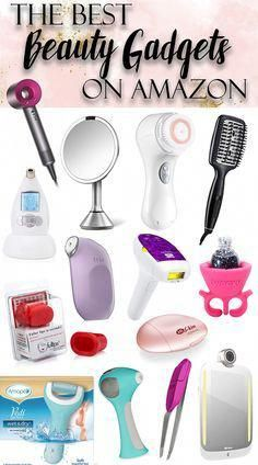 The Best Beauty Gadgets for all of your at-home skincare, anti-aging, makeup needs! Best Anti Aging, Anti Aging Skin Care, Natural Skin Care, Natural Beauty, Beauty Care, Diy Beauty, Beauty Hacks, Beauty Tips, Beauty Products
