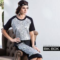 """""""Dark Romance"""" uma tendência apaixonante ... Emoticono heart #fashion #bikbok"""