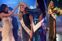 Jessie Jazz Vuijk crowned Miss Nederland 2015