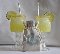 Moonshine Mama Margarita Glasses and Mix Kit