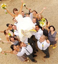 Hilarious Wedding Photography ♥ Funny Wedding Photography