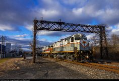 RailPictures.Net Photo: DL 2403 Delaware Lackawanna Alco C424 at East Stroudsburg, Pennsylvania by Austin MacDougall