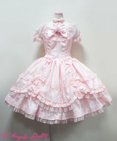 Angelic Pretty / Little Noble Lady OP / ¥35424 / 2014