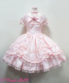 Angelic Pretty / Little Noble Lady OP / ¥35424 / 2014