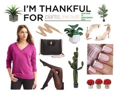 """""""thankful"""" by dalili ❤ liked on Polyvore featuring Gap, SPANX, Verali, Ted Baker, Urban Decay, The French Bee, Nearly Natural, fans and imthankfulfor"""