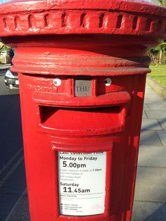 All-seeing postbox by jonathanapples, via Flickr