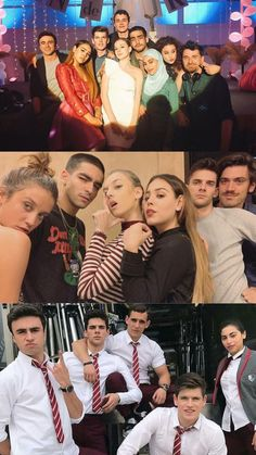 WALLPAPER ELITE❤💥 Movies And Series, Best Series, Movies And Tv Shows, Tv Series, Netflix Free, New Netflix, Watch Netflix, Live Action, Elite Squad