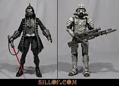 Steampunk Star Wars Action Figures Would you like one hefty price on the greatest Star Wars Toys? Navigate over to : http://swt.myzenyak.com/i0001 #StarWars