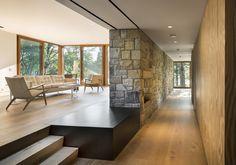 Stonington Residence modern renovation by Joeb Moore + Partners