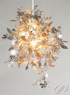 Crazy Garland Light by Tord Boontje Just crazy cute!