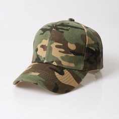 Hats Outdoor Baseball Caps For Men Adult Blank Snapback Caps Camouflage Sun  Hats Baseball Cap Gorras 1527b688839