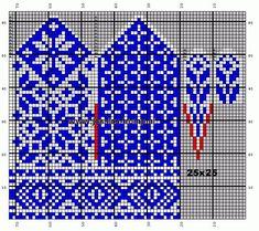 mittens wanten b. Knitted Mittens Pattern, Crochet Gloves, Knit Mittens, Mitten Gloves, Knitting Socks, Baby Knitting, Knitting Charts, Knitting Patterns, Norwegian Knitting