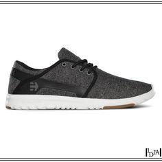 ETNIES scout. Etnies confirme son talent pour les chaussures de skateboard raffinées / Etnies confirm his talent for refined skateboard shoes. 1d1fa
