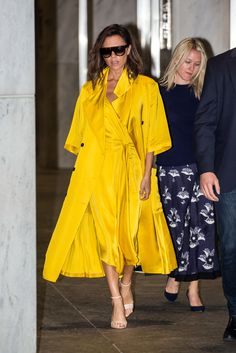 Victoria Beckham's Style File
