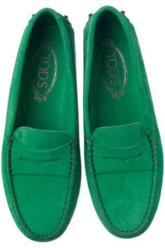 Perfect everyday mocassins by Tod's (Amy Pedersen is my fall style spirit animal)