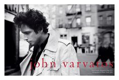 Chris Cornell for John Varvatos - two of my favorite music/style icons