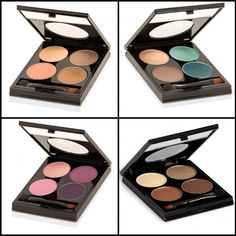 All about eye shadow color palettes! How to choose your colors, and some suggestions of our own! #bbloggers #makeup