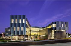 The Academic Classroom Building at North Carolina A&T State University is a three-story multi-use classroom building to serve the entire spectrum of the University's student body including the University Honors, University Studies and University International Program. The new facility will provide classrooms, offices, and a spacious central student lobby. Also included are supplementary support/flex spaces such as shared conference rooms for faculty and department use, faculty lounge, and…