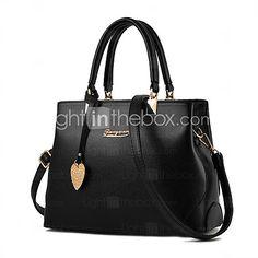 M.Plus® Women Fashion Solid Messenger/Shoulder Crossbody Bag/Handbag Tote 2017 - $19.9