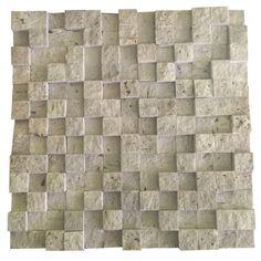 3D Classic 2.5X2.5 Fileli Patlatma Taş  www.tasdekorcum.com #dekor #patlatmatas #mozaik #dogaltas#naturalstonemosaic #naturalstone  Natural Stone Mosaic Natural Stone Wall Natural Stone Mosaic Subway Wall Tile Fileli Patlatma Taş Doğal Taş Patlatma Mozaik