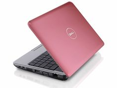 i love this pink dell computer