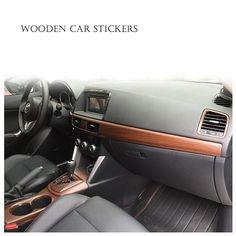 122*30CM Self-adhesive Vinyl Wood Grain Textured Car Wrap Car Internal Stickers Wallpaper Furniture Wood Grain Paper Film >>> Posetite ssylku izobrazheniya boleye podrobnuyu informatsiyu.