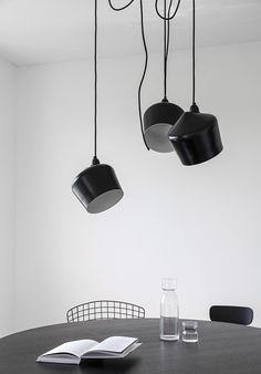 Pasila Lamps from Innolux via Time Of The Aquarius