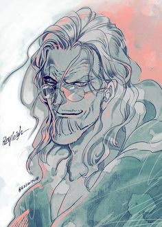 One Piece, Silvers Rayleigh
