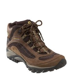 Merrell 'Siren' Waterproof Leather Hiking Boot (Women) available at #Nordstrom
