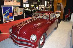 Fiat 1100E Stanguellini Berlinetta By Bertone 1951