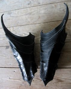 drow bracers 2 by Sharpener.deviantart.com on @deviantART