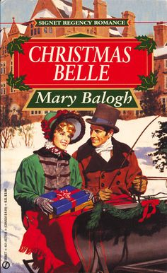 Mary Balogh - Christmas Belle 	  November, 1994