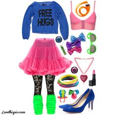 80s Fashion Ideas For School Colors Vintage S Fashion
